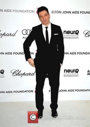 JC Chasez  The 20th Annual Elton John AIDS Foundation's Oscar Viewing Party held at West Hollywood Park - Arrivals...