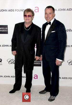 Oscars 2012: Elton John's Son Zachary Steals Limelight At Bash