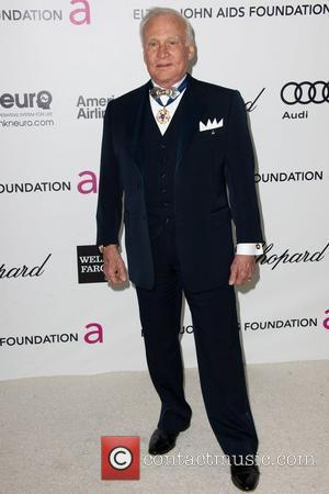 Buzz Aldrin The 20th Annual Elton John AIDS Foundation's Oscar Viewing Party held at West Hollywood Park - Arrivals...