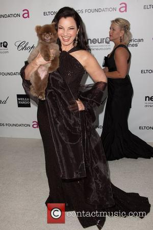 Fran Drescher The 20th Annual Elton John AIDS Foundation's Oscar Viewing Party held at West Hollywood Park - Arrivals...