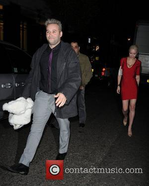 Dane Bowers and Emily Scott,  at the Maybelline New York Christmas Cocktails at Embassy Club. London, England - 13.12.11