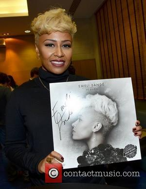 Emeli Sande Honoured In Dublin