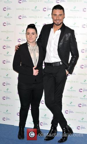 Rylan Clark and Lucy Spraggan