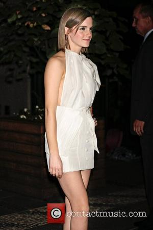 Emma Watson arrivies at the Crosby Hotel New York City, USA - 13.09.12