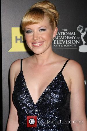 Adrienne Frantz  39th Daytime Emmy Awards - Arrivals Beverly Hills, California - 23.06.12