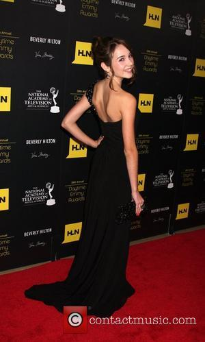 Haley Pullos  39th Daytime Emmy Awards - Arrivals Beverly Hills, California - 23.06.12