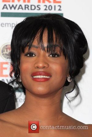 Tiana Benjamin The Empire Film Awards 2012- Arrivals London, England - 25.03.12