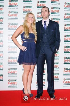 Matthew Lewis The Empire Film Awards 2012- Arrivals London, England - 25.03.12
