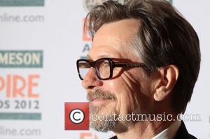 Gary Oldman The Empire Film Awards 2012- Press Room London, England - 25.03.12