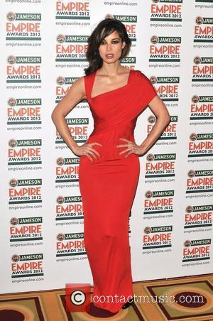 Berenice Marlohe The 2012 Jameson Empire Awards held at the Grosvenor House - Press Room. London, England - 25.03.12