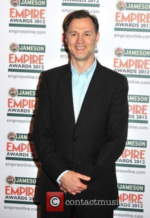 David Morrissey The 2012 Jameson Empire Awards held at the Grosvenor House - Press Room. London, England - 25.03.12