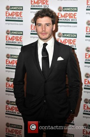 Sam Claflin and Grosvenor House