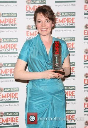 Olivia Colman and Empire Film Awards