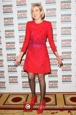 Agyness Deyn The 2012 Jameson Empire Awards held at the Grosvenor House - Press Room London, England - 25.03.12