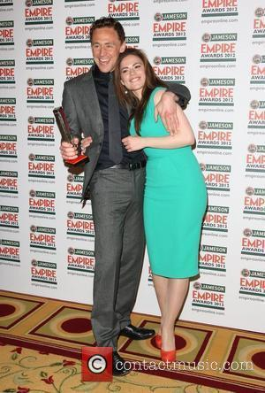 Tom Hiddleston, Hayley Atwell and Grosvenor House