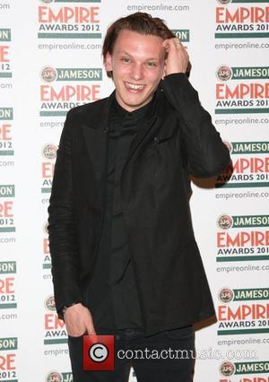 Jamie Campbell Bower The Empire Film Awards 2012- Press Room London, England - 25.03.12