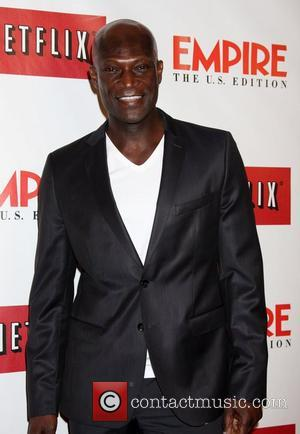 Peter Mensah Empire Magazine the launch celebration of Empire U.S. for iPad at Sunset Tower West Hollywood, California - 02.10.12