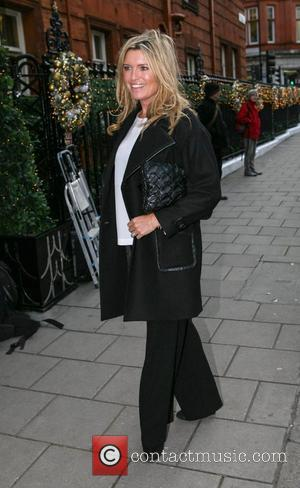 Tina Hobley AVON and Women's Aid Empowering Women Awards 2012 - Outside Arrivals London, England - 22.11.12