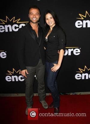Nick Tarabay, Katrina Law LA Premiere of Encore's Method To The Madness Of Jerry Lewis held at The Paramount Studios...