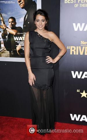 Natalie Martinez  Los Angeles Premiere of