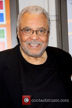 James Earl Jones  Opening night of Broadway's 'An Enemy Of The People' at the Friedman Theatre - Arrivals New...