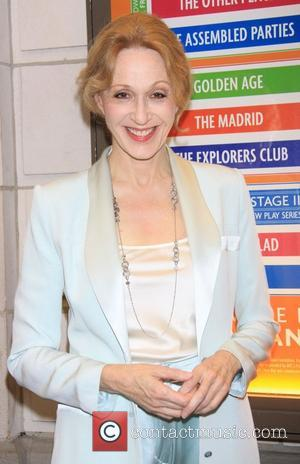 Jan Maxwell  Opening night of Broadway's 'An Enemy Of The People' at the Friedman Theatre - Arrivals New York...
