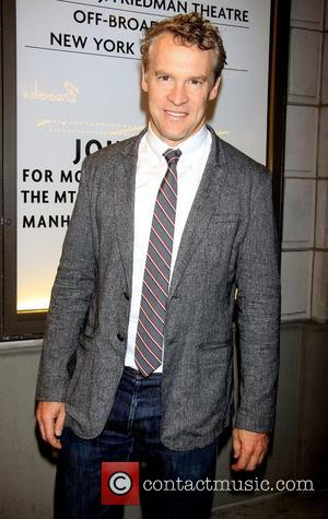 Tate Donovan  Opening night of Broadway's 'An Enemy Of The People' at the Friedman Theatre - Arrivals New York...