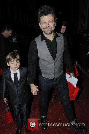 Andy Serkis; Son English National Ballet's The Nutcracker - Arrivals  Featuring: Andy Serkis, Son