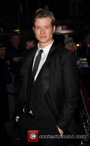 Ed Speleers English National Ballet's The Nutcracker - Arrivals  Featuring: Ed SpeleersWhere: London, UK, United Kingdom When: 13 Dec...