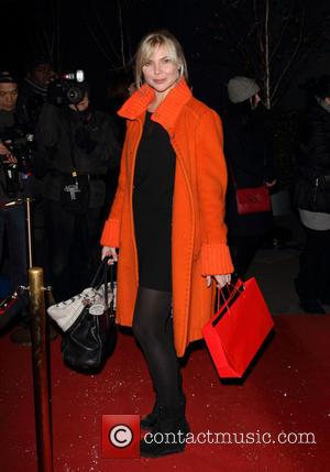 Samantha Womack English National Ballet's The Nutcracker - Arrivals  Featuring: Samantha Womack