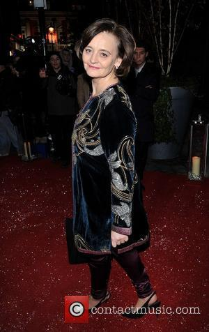 Cherie Blair English National Ballet Christmas Party held at the Martins Lane Hotel - Arrivals. London, England - 14.12.11