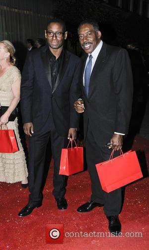 David Harewood and Ernie Hudson