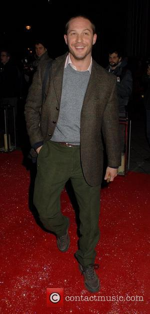 Tom Hardy  English National Ballet Christmas party held at the Martins Lane Hotel - Departures London, England - 14.12.11
