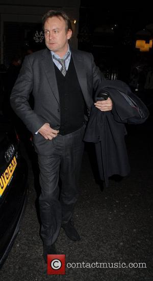 Philip Glenister English National Ballet Christmas party held at the Martins Lane Hotel - Outside Arrivals London, England - 14.12.11