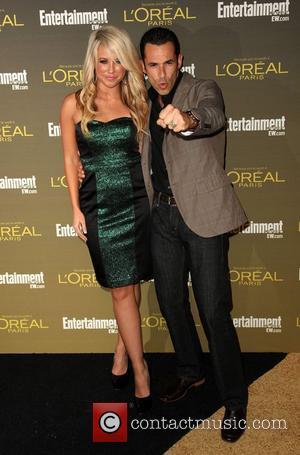 Chelsea Hightower and Helio Castronevas