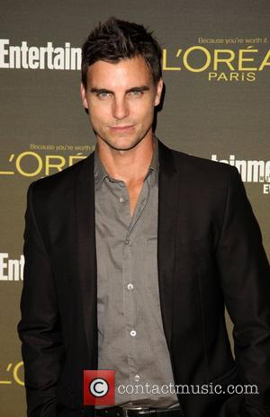 Colin Egglesfield 2012 Entertainment Weekly Pre-Emmy Party at the Fig & Olive  West Hollywood, California - 21.09.12