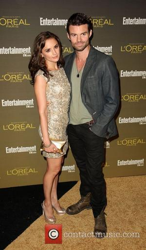 Rachael Leigh Cook and Daniel Gillies 2012 Entertainment Weekly Pre-Emmy Party at the Fig & Olive  West Hollywood, California...