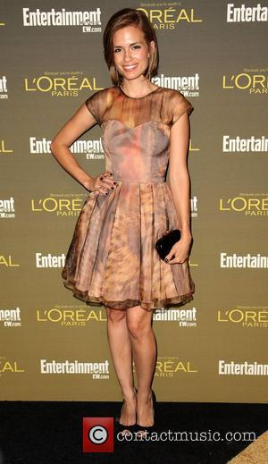 Torrey DeVitto 2012 Entertainment Weekly Pre-Emmy Party at the Fig & Olive  West Hollywood, California - 21.09.12