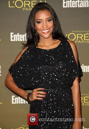 Annie Ilonzeh 2012 Entertainment Weekly Pre-Emmy Party at the Fig & Olive  West Hollywood, California - 21.09.12