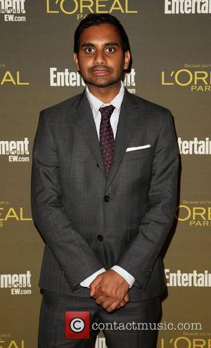 Aziz Ansari 2012 Entertainment Weekly Pre-Emmy Party at the Fig & Olive  West Hollywood, California - 21.09.12