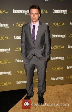 Justin Kirk 2012 Entertainment Weekly Pre-Emmy Party at the Fig & Olive  West Hollywood, California - 21.09.12