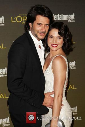 Lana Parrilla 2012 Entertainment Weekly Pre-Emmy Party at the Fig & Olive  West Hollywood, California - 21.09.12
