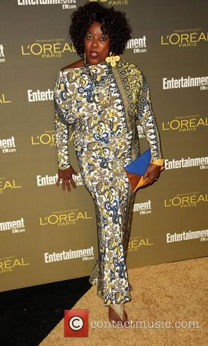 Loretta Devine 2012 Entertainment Weekly Pre-Emmy Party at the Fig & Olive  West Hollywood, California - 21.09.12