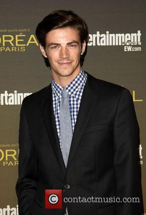 Grant Gustin 2012 Entertainment Weekly Pre-Emmy Party at the Fig & Olive  West Hollywood, California - 21.09.12