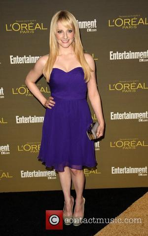 Melissa Rauch 2012 Entertainment Weekly Pre-Emmy Party at the Fig & Olive  West Hollywood, California - 21.09.12