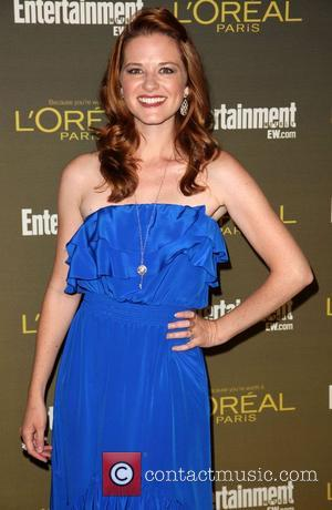 Sarah Drew 2012 Entertainment Weekly Pre-Emmy Party at the Fig & Olive  West Hollywood, California - 21.09.12