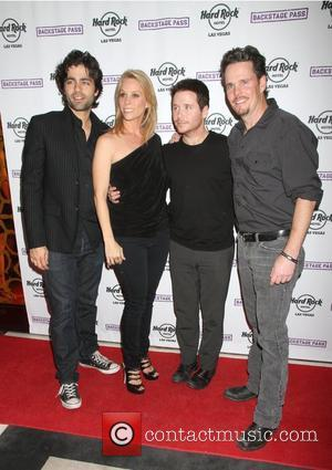 Adrian Grenier, Cheryl Hines, Kevin Dillon, Hard Rock Hotel And Casino, Kevin Connolly