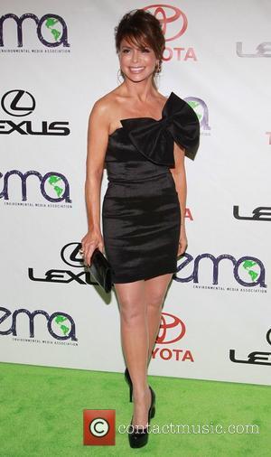 Paula Abdul 2012 Environmental Media AwardsWarner Bros. Studios Burbank, California - 29.09.12