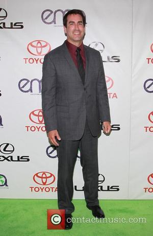 Rob Riggle 2012 Environmental Media Awards, held at Warner Bros. Studios - Arrivals Burbank, California - 29.09.12
