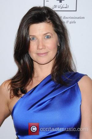Daphne Zuniga attending the Equality Now 20th Anniversary Fundraiser at the Asia Society New York City, USA - 19.04.12